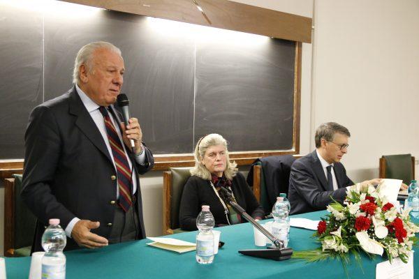 Raffaele Cantone all'inaugurazione dell'Anno Accademico di Scienze Politiche